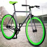 Pure Fix Glow Fixed Gear Fixie Bike