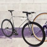 Golden Cycles Fixed Gear Bike