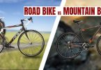Road bike vs mountain bike