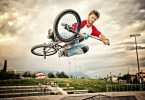 how to manual bmx