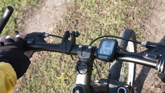 bicycle speedometer setup 5