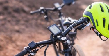 bicycle speedometer setup