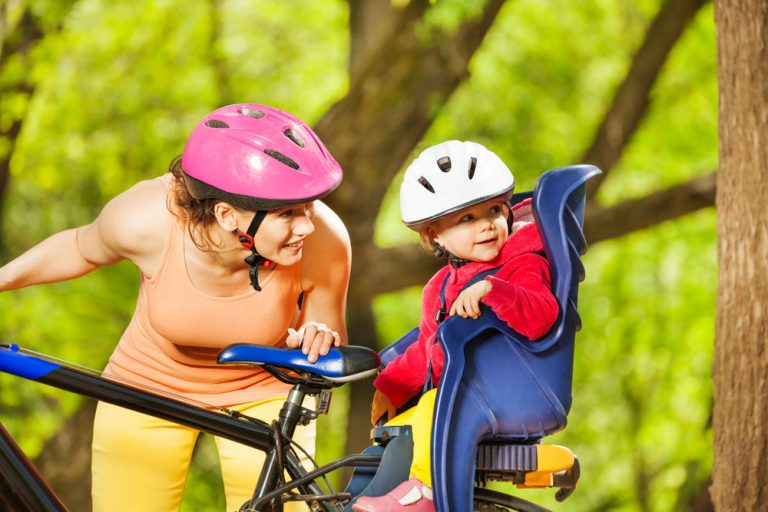 Baby Bike Seats: Age, Height & Weight Restrictions