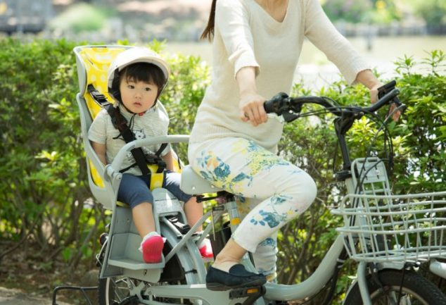 Front vs. Rear Mounted Child Bike Seat – What's Better?