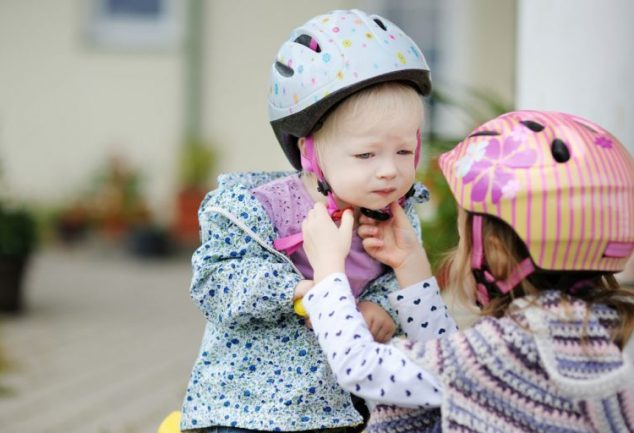 How to Fit a Kid's Bike Helmet   The Ultimate Checklist with Safety Tips