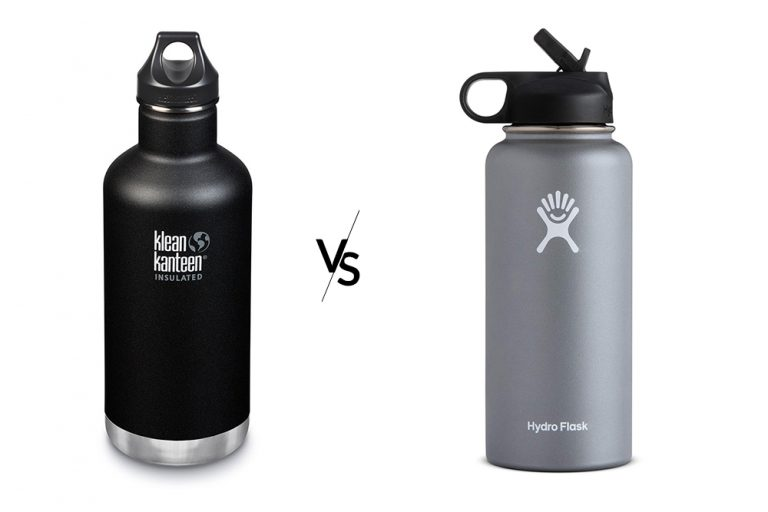 Klean Kanteen Vs Hydro Flask: Which One Is Better?