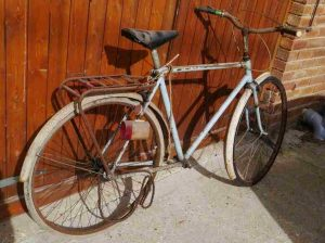 build a single speed bicycle