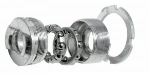 How to do bearing assemble