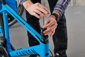 Assemble your bike to riding