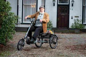 Adult Tricycle: Learn how to ride