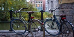 difference between comfort bike and hybrid