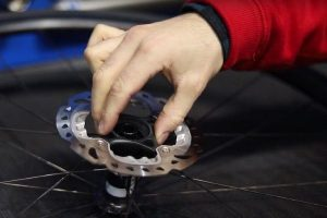 Mount New Rotor - how to change rotors