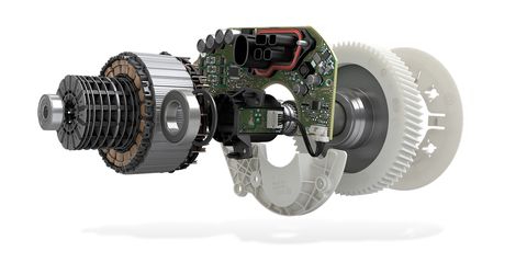 Types of Motors Used to Power E-bikes